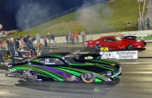 Jason Harris wins Pro Nitrous at PDRA 1st Event