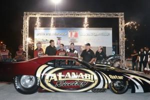 Alex Hossler Wins Arabian Drag Racing League Championship