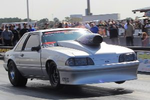 Justin Swanstrom Resets X275 Small Block Record at Lights Out 4