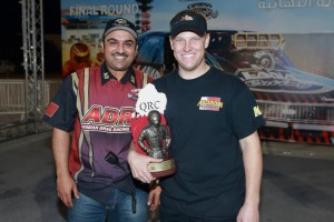 Steve Jackon Wins 5th round in Pro Nitrous with Lock Up Converter