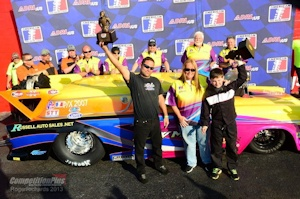 Joey Martin wins ADRL Pro Exteme at The Rock - 2013