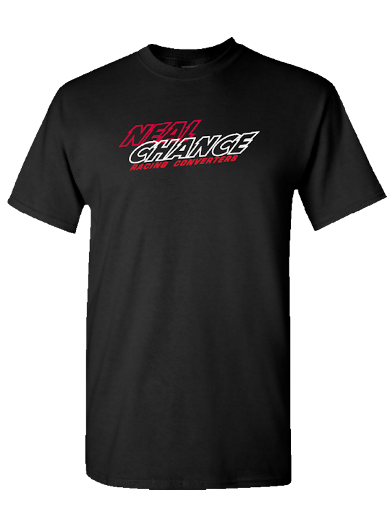 Neal Chance Racing Converters Black T-Shirt