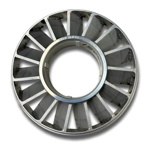 10 in Big Bore 15V45 Aluminum Stator